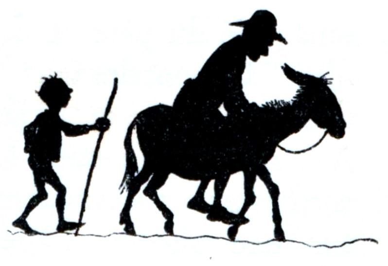 乗馬している男性の白黒写真  自動的に生成された説明